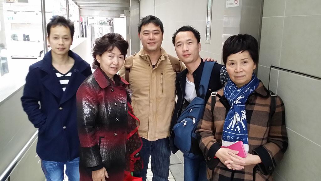 2015.1.26-1.27 香港培訓分享(湖南張校長)